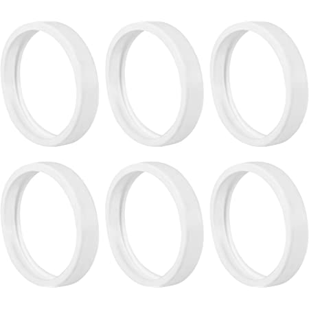 AR-PRO (6-Pack) The Exact Pool Cleaner Tire Replacement - Compatible with Polaris 180, 280, 360, 380, C10 and C-10 | Made of Premium, Heavy Duty Rubber - Improving The Parts Life Cycle by 50%