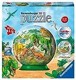 Ravensburger- Puzzle 3D Dinosaures 72 pièces, 11838