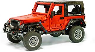 Best jeep wrangler toy model Reviews