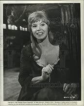 Historic Images - 1968 Vintage Press Photo Shani Wallis - mjb78147