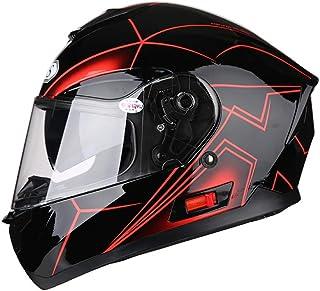 Männer Flip Up Motorrad Helm Dual Shield Mit Innerem Sunny Lens Modular Motorrad Racing Helme Anti Herbst Outdoor Mountain Road Motocross Helm