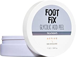 Bath and Body Works Active  Skincare FOOT FIX Glycolic Acid Peel 7 Ounce