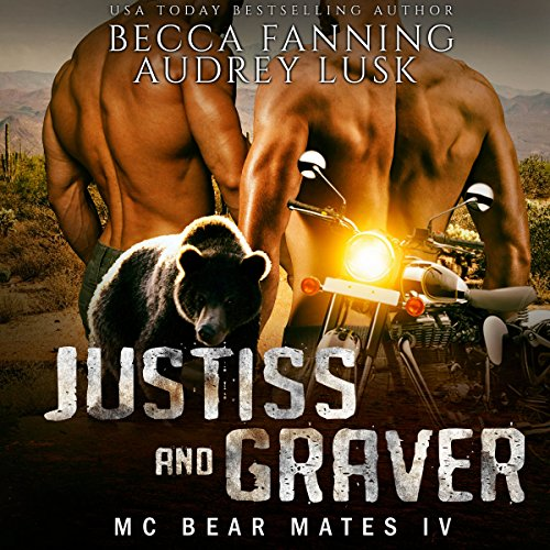 Justiss And Graver audiobook cover art