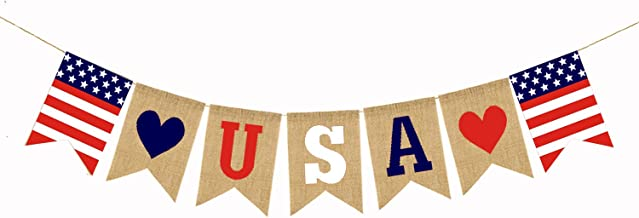 Best 4th of july banner Reviews