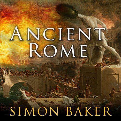 Ancient Rome audiobook cover art