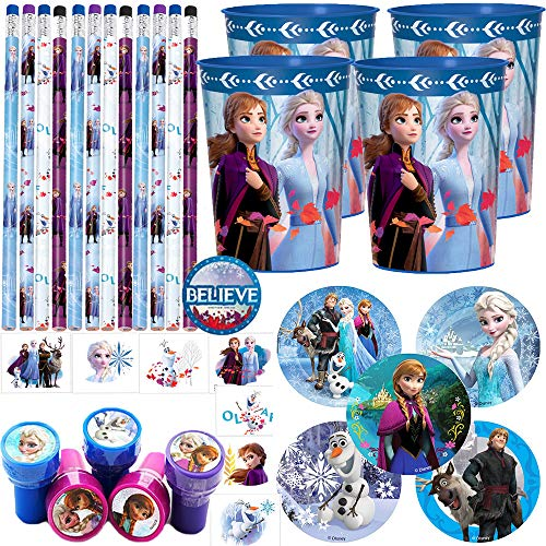 Frozen 2 Birthday Party Favors