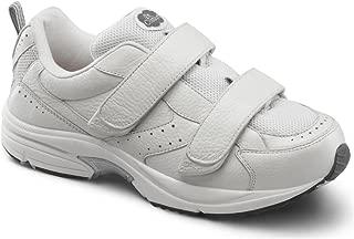 Dr. Comfort Men's Winner X White Diabetic Athletic Shoes