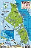 Andros Island Bahamas Dive Map & Reef Creatures Guide Franko Maps Laminated Fish Card