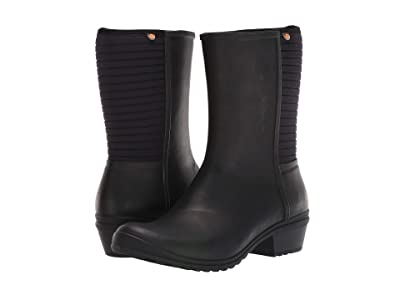 Bogs Vista Tall (Black) Women
