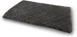 Furhaven Pet Dog Bed Kennel Pad | Orthopedic Quilted Traditional Crate or Kennel Step-On Foam Mattress Pet Bed w/ Removable Cover for Dogs & Cats - Available in Multiple Colors & Styles