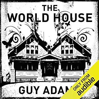 The World House audiobook cover art