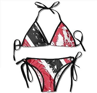 Women Bikini Sets Cheeky Beachwear Swimwear Bathing Suit Swimsuit Bra Sets