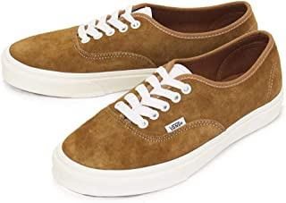 [ヴァンズ] VN0A2Z5I18M Authentic オーセンティック スニーカー (Pig Suede) Brown Sugar/Snow White