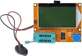 ESR Meter Mega 328 Transistor Tester Digital V2.68 ESR-T4 Diode Triode Capaciteit MOS/PNP/NPN LCD 12864 LCD-scherm Tester ...