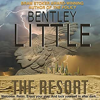 The Resort                   By:                                                                                                                                 Bentley Little                               Narrated by:                                                                                                                                 David Stifel                      Length: 12 hrs and 55 mins     172 ratings     Overall 4.1