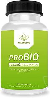 PROBIO | Potente probiótico intestinal con Lactobacillus Acidophilus | Equilibra