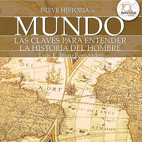 Breve historia del mundo audiobook cover art