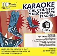 Top Tunes: Gal Country 1