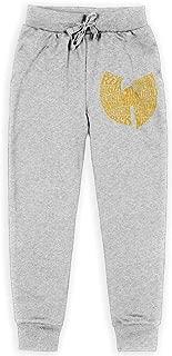Wu Tang Clan 1 Boys Sweatpants Joggers Sport Training Pants Trousers