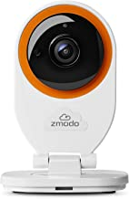 Zmodo EZCam Wireless Two-Way Audio Smart HD IP Home Security Camera with Night Vision,..