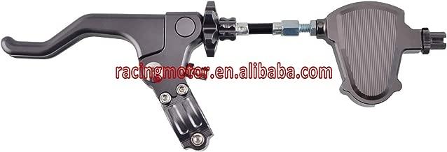 Win By - CNC Stunt Clutch Pull Cable Lever Easy System for Yamaha FZ1 FZ6 Fazer FZ6R FZ8 XSR700 XSR90 XJ6 TDM900 YZFR6S