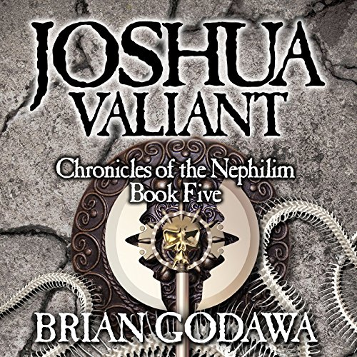 Joshua Valiant audiobook cover art