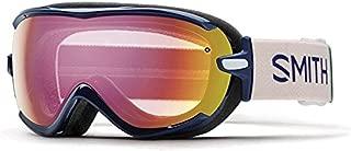 Smith Optics Womens Virtue Goggles, Midnight Brighton/Red Sensor Mirror - OS