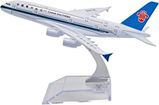 TANG DYNASTY 1/400 16cm 中国南方航空 China Southern Airlines エアバス A380 高品質合金飛行機プレーン模型 おもちゃ