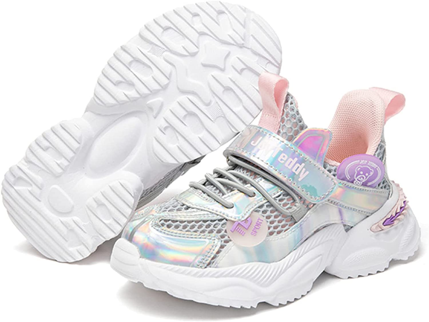 Stunner Boys Girls Running Shoes Lightweight Breathable Sneakers Sports Walking Shoes