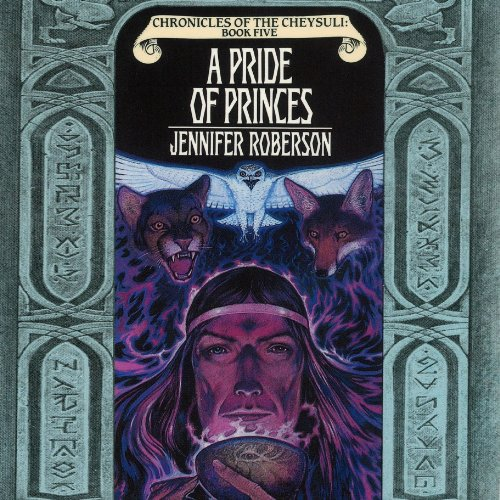 A Pride of Princes audiobook cover art