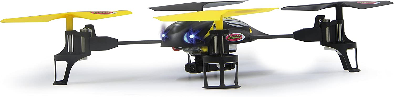 Jamara 038051 - Q-Drohne Quadrocopter con Teletelecamera