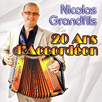 Mes 20 ans d'accordéon