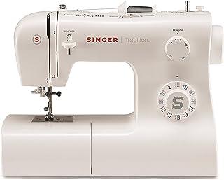 comprar comparacion Máquina de coser Singer Tradition 2282, 32 puntadas, Ojalador y Enhebrador Automático en 1 tiempo