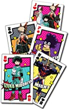 Great Eastern Entertainment My Hero Academia Group Hero Costume Playing Cards