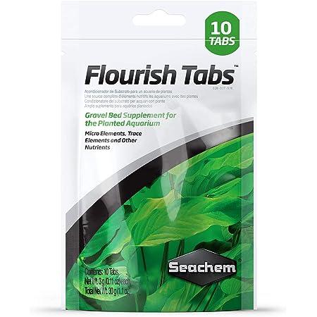 Seachem Flourish Tabs Supplement, 10 Tabs