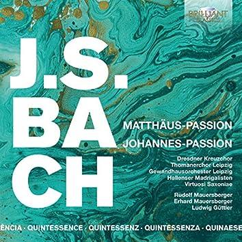 Quintessence J.S. Bach: Matthäus Passion, Johannes Passion