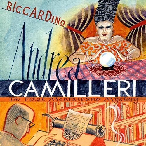 Riccardino Audiobook By Andrea Camilleri cover art