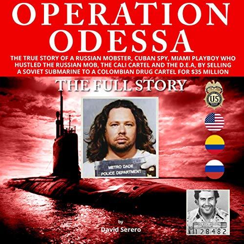 Operation Odessa cover art