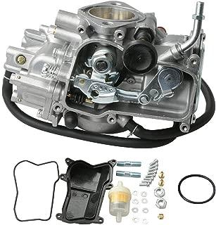 MOSTPLUS Carburetor Carb for ATV Yamaha Warrior 350 1987-2004/1987-1998 Big Bear 350 YFM350/1987-1990 & 1992-1995 Moto-4 350 YFM350