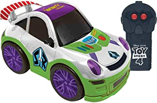 Carrinho Controle Remoto Team Racer Toy Story 4 C/3 Fun, Candide, 4908, Multicor