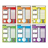 Vertical Goal Thermometer Poster - Classroom...