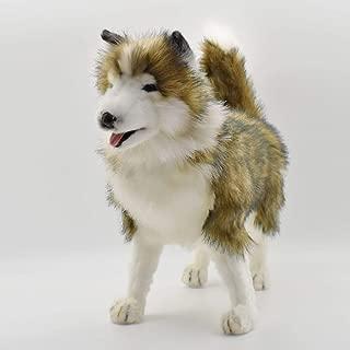HANSA Husky Dog Plush