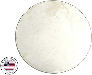 """10 pcs. Aluminum Disc x 9/"""" Diameter 1//8/"""" 5052 Aluminum .125 Round Circle"""