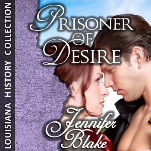 Prisoner of Desire audiobook cover art