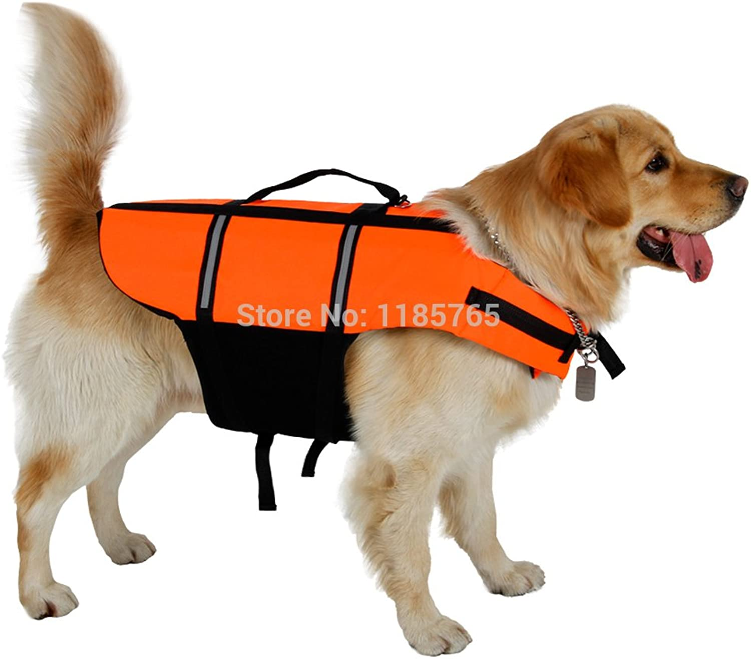 Sciotex£¨TM£ New Arrival Pet Reflective Life Jacket Dog Cat Puppy Vest For Swimming Training For Safety Pet Supplies S3XL