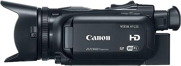 Canon VIXIA HF G30 2.91 Megapixel HD CMOS Pro Image Sensor and 20x HD Video Lens HD..