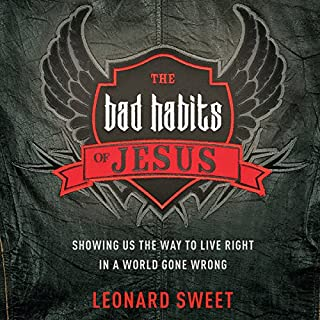 The Bad Habits of Jesus cover art