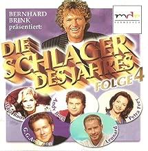Schlager - incl. Deutsche Version des Megahits Believe (Compilation CD, 21 Tracks)