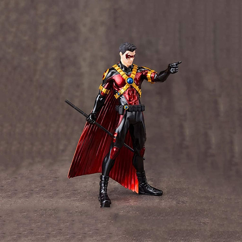 envío gratuito a nivel mundial Anime Cochetoon Cochetoon Cochetoon Mix rojo Robin Modelo De Juego De Personajes Estatua Alto 18cm Ornamento CQOZ  artículos de promoción