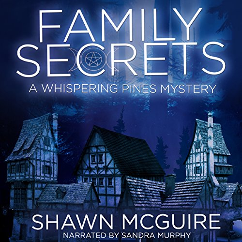 Family Secrets audiobook cover art